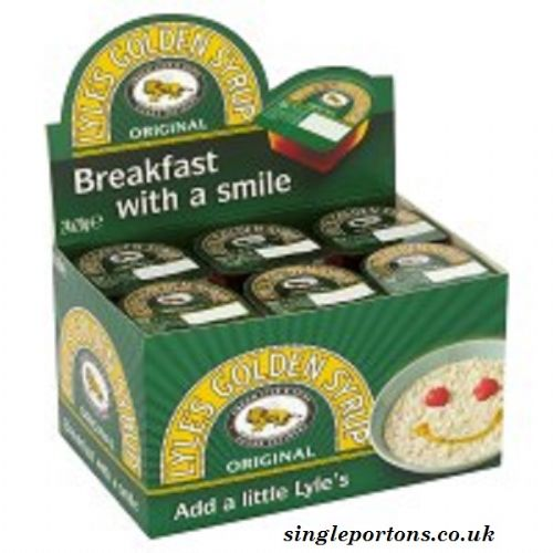 Lyle's Golden Syrup - 24 Bulk Portions